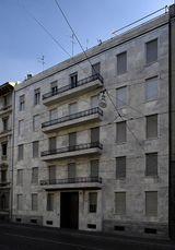 Casa Sissa, Milán (1934-1936)