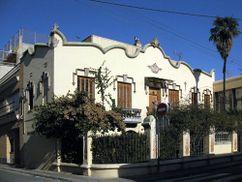 Casa del Director de la antigua fábrica Fàbregas Rafat, Mollet (1915)