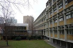 Instituto de Farmacia, Fráncfort (1954–1957)
