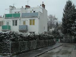 Otto Niedermoser y Karl Augustinus Bieber: Casas 17 y 18. Woinovichgasse 28 - 30