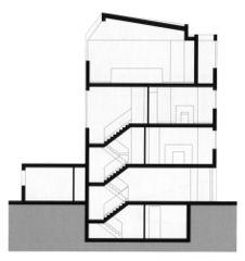 Casa en newton road-seccion AA.jpg