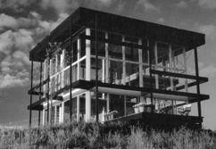 Casa Cubo de Cristal, Amery (1974)