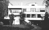 Villa Stein-de Monzie, Vaucresson (1926-1928)