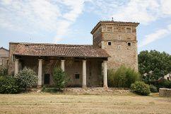 Villa Trissino, Meledo de Sarego (1553-1554 /1567-1575)