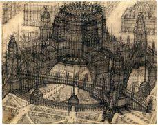 Iakov Chernikhov.Panteones.2.jpg