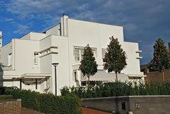 Casa Blanca, Sint Gerlach (Houtem) (1932)