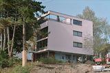 Casa Citrohan en la Colonia Weissenhof, Stuttgart, Alemania. (1927)