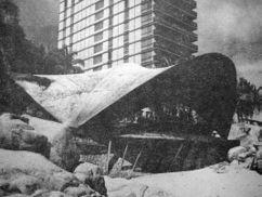 Cabaret La Jacaranda, Acapulco, México. (1956-1957)
