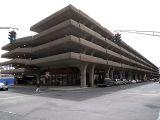 Parking para 1500 vehículos, New Haven (1959-1963)