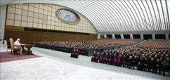 Sala de audiencias, Vaticano (1966-1971)
