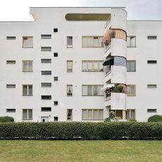 Urbanización Siemensstadt, Berlín, Alemania(1929-1931).