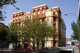 Reconversión de antigua harinera en viviendas, Madrid (1923-1925)