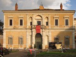 Villa Giulia, Roma (1550-1555)