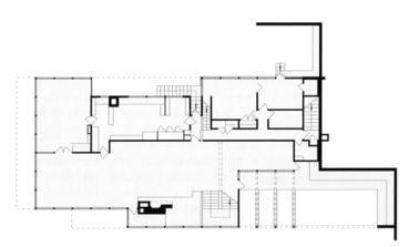 Casa de reposo del dr Lovell-planta primera.jpg