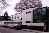 Casa Cohen, Chelsea, Londres (1934-1936). en colaboración con Serge Chermayeff.