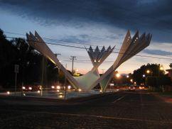 Plaza de Abanicos, Lomas de Cuernavaca, México (1958)