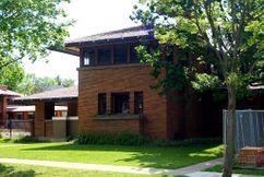 Casa George Barton, Buffalo, EE. UU.(1903-1904)