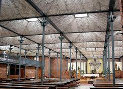 Iglesia de Nuestra Señora de La Fuencisla, Madrid (1961-1965)