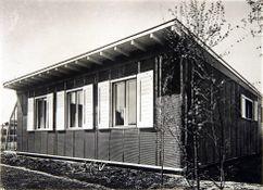 Casa de Cobre en la Exposición de Berlín de 1931
