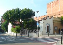 Casa Jujol, San Juan Despí (1932)