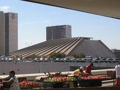 Teatro Nacional Cláudio Santoro, Brasilia (1960-1961)