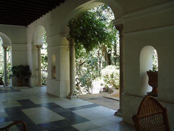 Interior del Palacio de Medina-Sidonia.