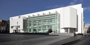 Edificio del Macba