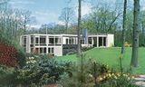 Casa Van Dantzig, Santpoort (1959-1960)