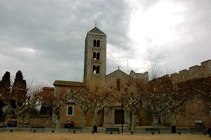 Santa Maria de Vilabertran - General.JPG