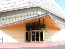 Frank Lloyd Wright. Sinagoga Beth Sholom.2.jpg