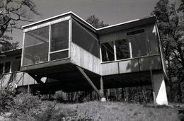 Cabaña de Marcel Breuer, Wellfleet (1948-1949)