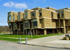 Centro Gubernamental del Condado de Orange, Nueva York (1963-1971)