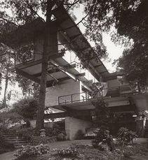 Dave y Iola Brubeck, Oakland-Northwest Hills, California (1954)