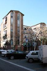Viviendas en La Maquinista, Barcelona (1953)