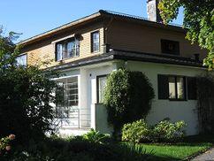 desarrollo residencial Frøen, Oslo (1929-1930), con Sverre Aasland
