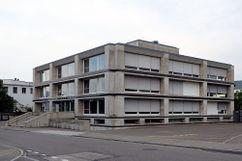 Edificio Casa Alfredo, Dietlikon (1984-1986), junto con Mario Piatti