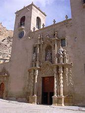 Iglesia de santa maria.Alicante.jpg