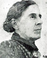 Marion Mahony