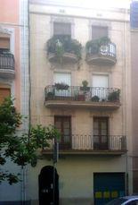 Edificio de viviendas en calle Benavent, Barcelona (1928)