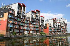 Greenwich Millennium Village, Londres (2000-2005)