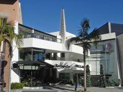 Tiendas Anderton Court, Beverly Hills, EE. UU.(1952)
