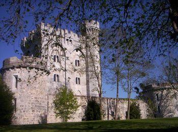 El castillo de la Emperatriz Eugenia de Montijo