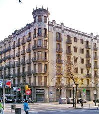 Casa Maldonado, Barcelona (1914-1915)