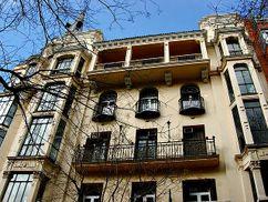 Edificio Leopoldo Daza, Madrid (1919)