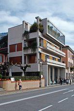 Edificio de viviendas de alquiler en Cernobbio (1938-1939).