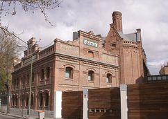 Fábrica de cervezas El Águila, Madrid (1900)