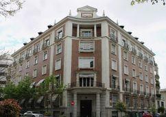 Viviendas en Padilla 32, Madrid (1945)