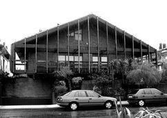 Casa Sobrino, Ondarreta, San Sebastián (1970)