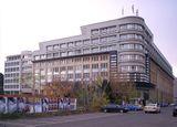 Ampliación de la sede del Berliner Tageblatt, Berlín (1921-1923)