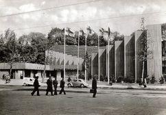 Pabellón de Finlandia para la Exposición Internacional de Bruselas de 1958 (1956-1958)